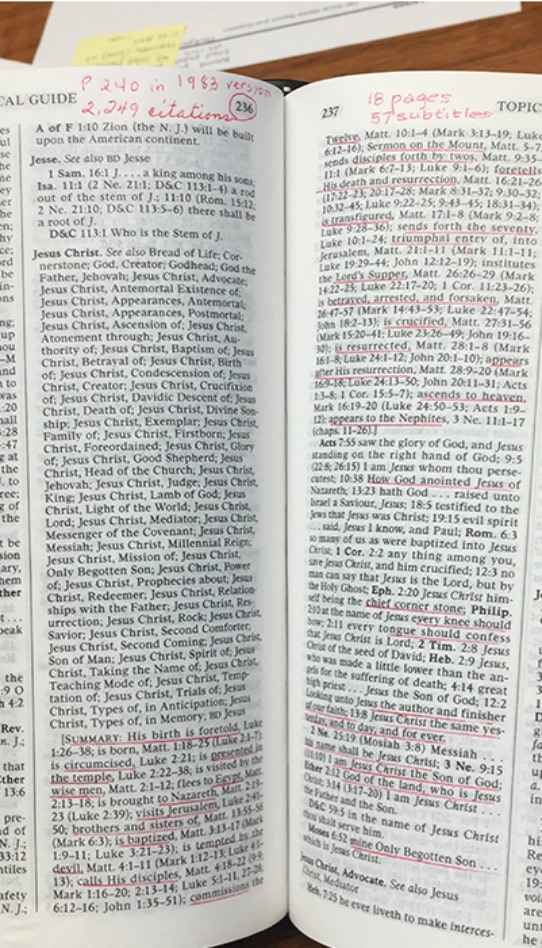 стихи из Книги Мормона о Спасителе