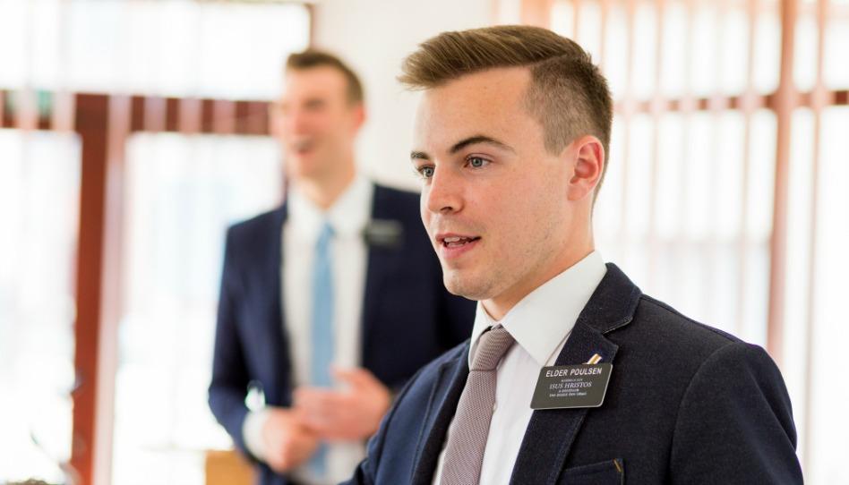 Мормонские миссионеры сегодня