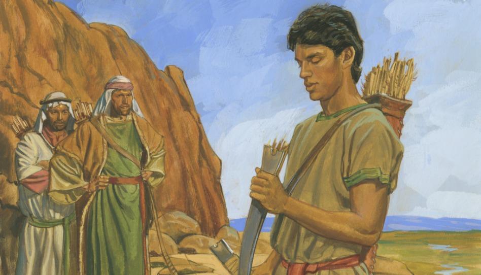 У Нефия тоже был кризис веры