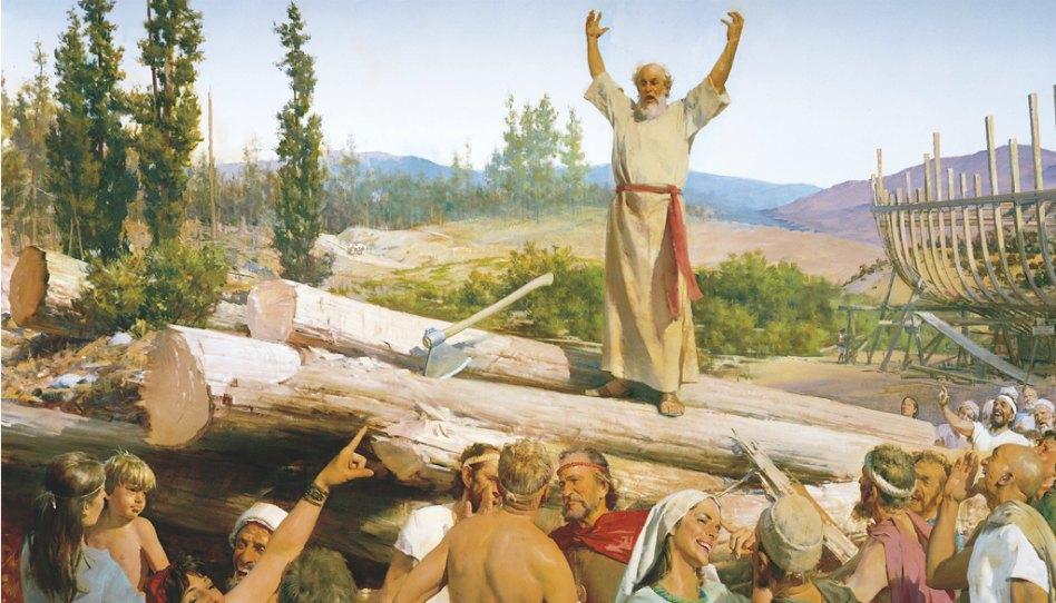 Почему Бог призывает пророков?