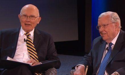 """Даллин Х. Оукс и М. Рассел Баллард: трансляция """"Лицом к лицу"""""""