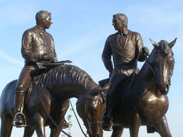 памятник джозефу и хайраму смиту