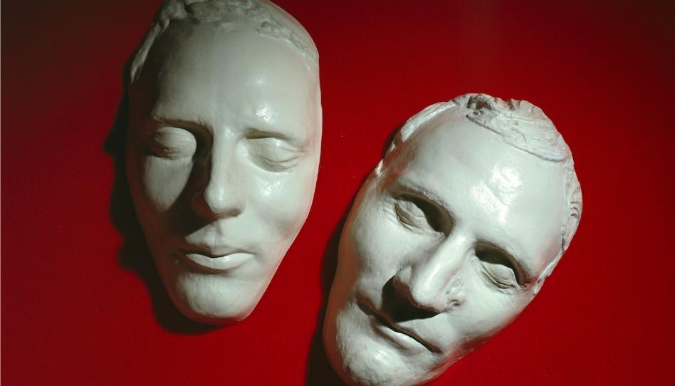 посмертные маски