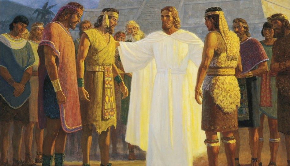10 ВЕЩЕЙ ОБ ИИСУСЕ ХРИСТЕ, КОТОРЫЕ МЫ УЗНАЕМ ИЗ УЧЕНИЙ ДЖОЗЕФА СМИТА